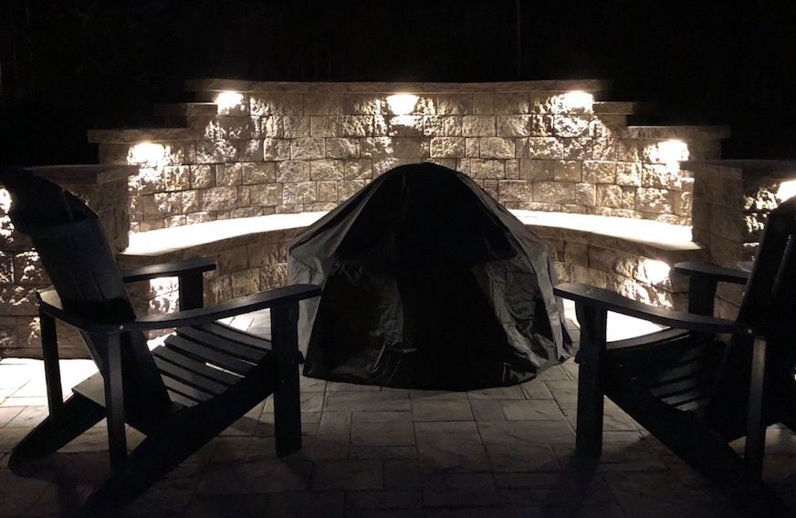 LED Outdoor Contractor Installation