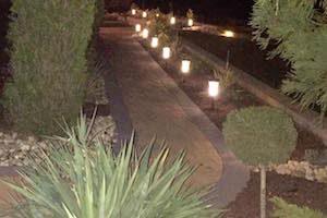 Led outdoor lighting in nj led landscape lighting in nj led low voltage led landscape lights nj mozeypictures Images
